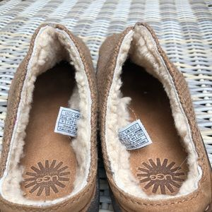 UGG Shoes - UGG Textile Mule Clog Boots 9 New